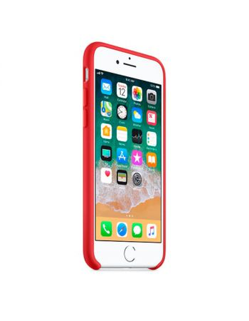 Чехол для iPhone Apple iPhone 8 / 7 Silicone RED